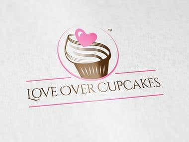 Logo Design for a Cupcake Store