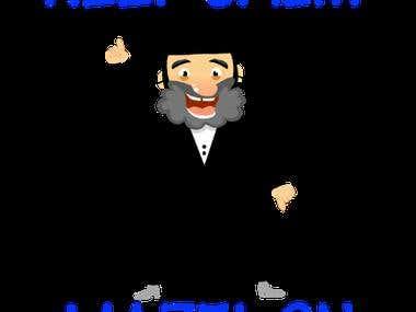 Rabbi Solmo - iMessage Sticker App