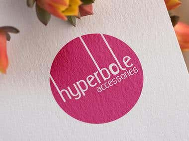 Logo Design for Female Accessories Brand