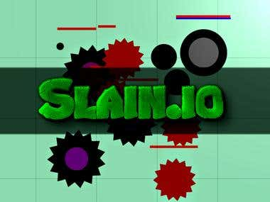 http://slain.io/ - My own multiplayer browser game. (MMO)