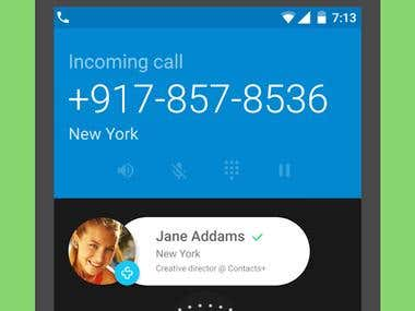 Caller ID+ Android