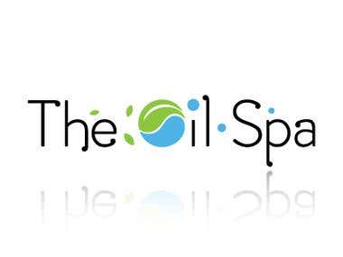 "Logo design ""The Oil Spa"""