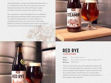 E-commerce for real beer