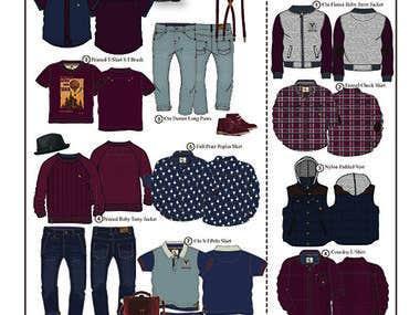 Autumn 2014 Collection - Kid Wear
