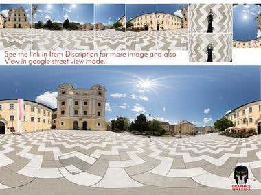 360 Degree Photo Stitch