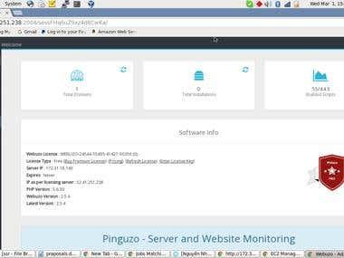 Webuzo on Centos 7
