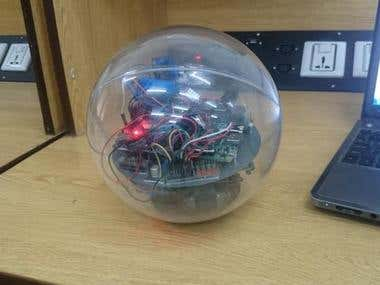Spherical Robot (Spherobot)