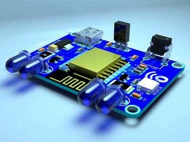 ESP8266 IR project