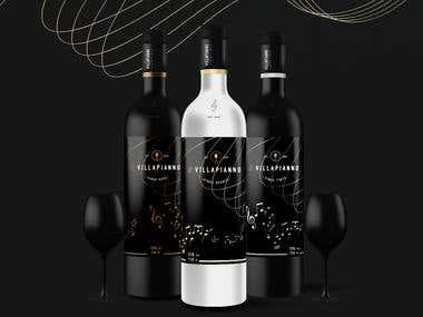 Villapianno Wine