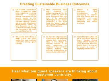 http://humanityinbusiness.com.au/customer-centric-leadership