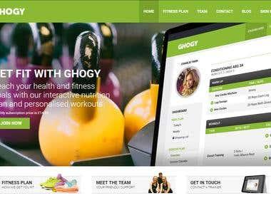 Fitness App - MVC/Mobile