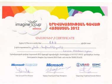 Microsoft Imagine Cup International