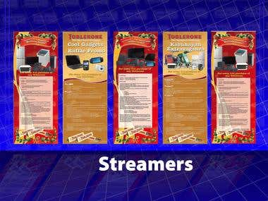 christmas Streamer