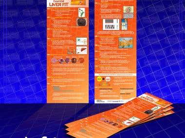 leaflet / flyer