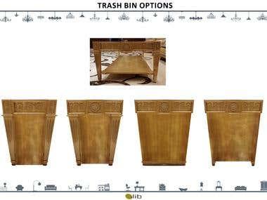 Trash Bin (psd)