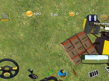 Crane Driving 3D Free Game