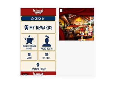 Food & Drink Ordering - Red Robin Royalty