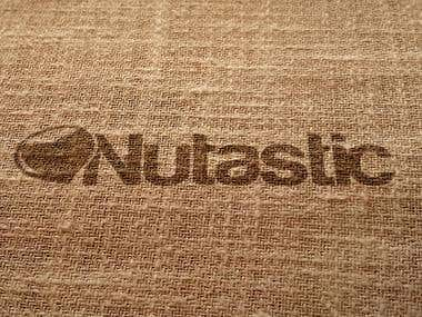 Nutastic Logo Design