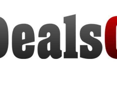 DealsCow Logo Design