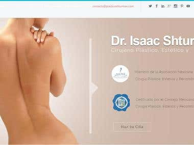 Plastic Surgery Wordpress Website