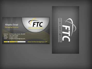 Business Card Designs - 1