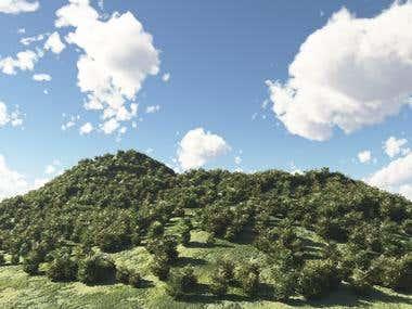 3D Landscapes - 100% CGI