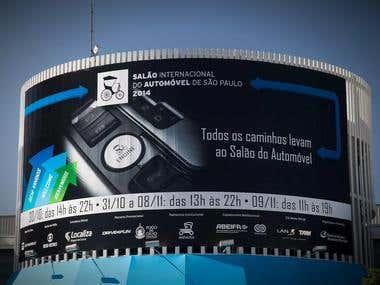 São Paulo International MotorShow Campaign