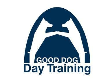 Logo for dogs training
