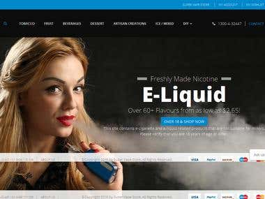 Super Vape Store - Go Vape International E-Liquids