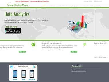 Mean Median Mode - An online assessment tool