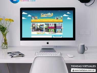 Carrito de Compras - Wordpress - www.Kartabon.com.ve