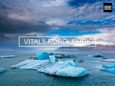 vitkor.com - site portfolio