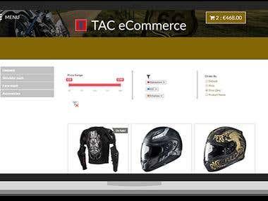 TAC eCommerce