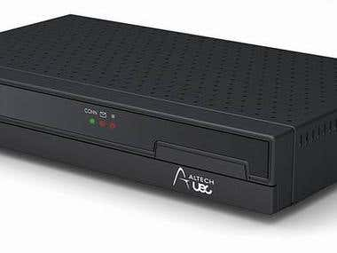 VAST HD Satellite Receiver for Australia