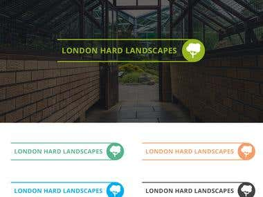 London Hard Landscapes logo