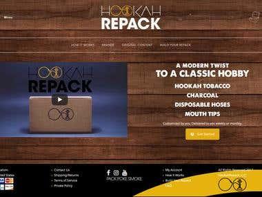 Hookah Repack