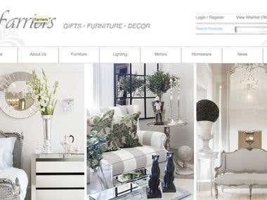 Farriers Website