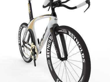 Reynolds bike
