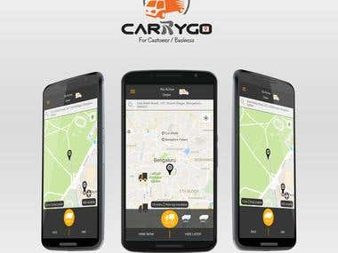 CarryGo - On Demand Transportation