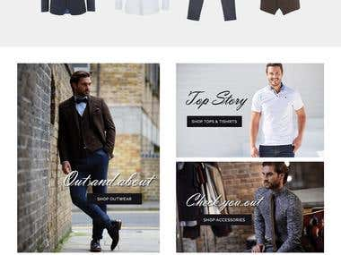 Briesly Mens wear
