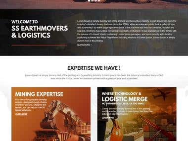 SS Earth movers logistic