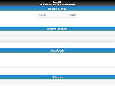 Download Website Autoindex