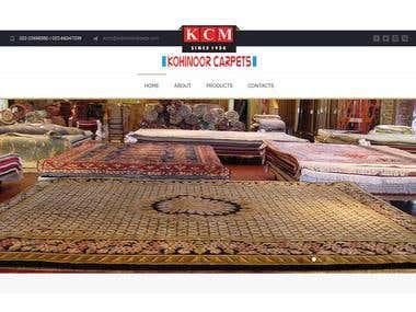 Kohinoorcarpets - http://www.kohinoorcarpets.in/