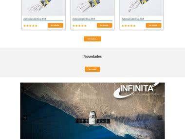 E-commerce | Catálogo | Diseño y Desarrollo | WordPress