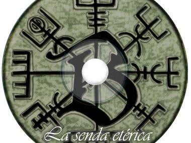 Diseño Gráfico CD de música