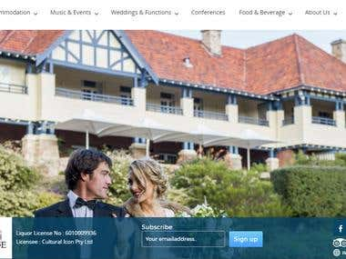 Cavehouse CMS Wordpress