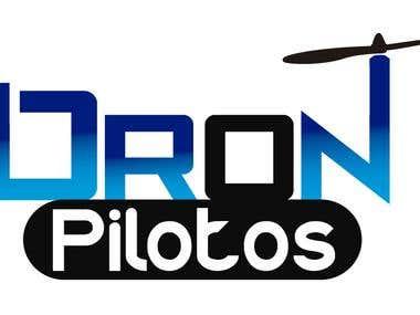 Logo Piloto de Drones