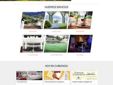 Hotel | Sistema de reservas | Plataforma de pagos| WordPress