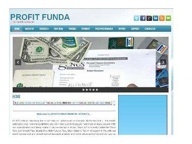SEO FOR FINANCIAL INVESTMENT ADVISORY WEBSITE