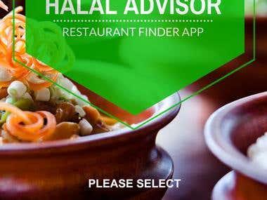 Halal Advisor App